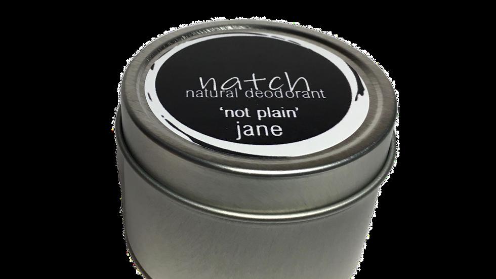 'not plain' jane - natural deodorant paste