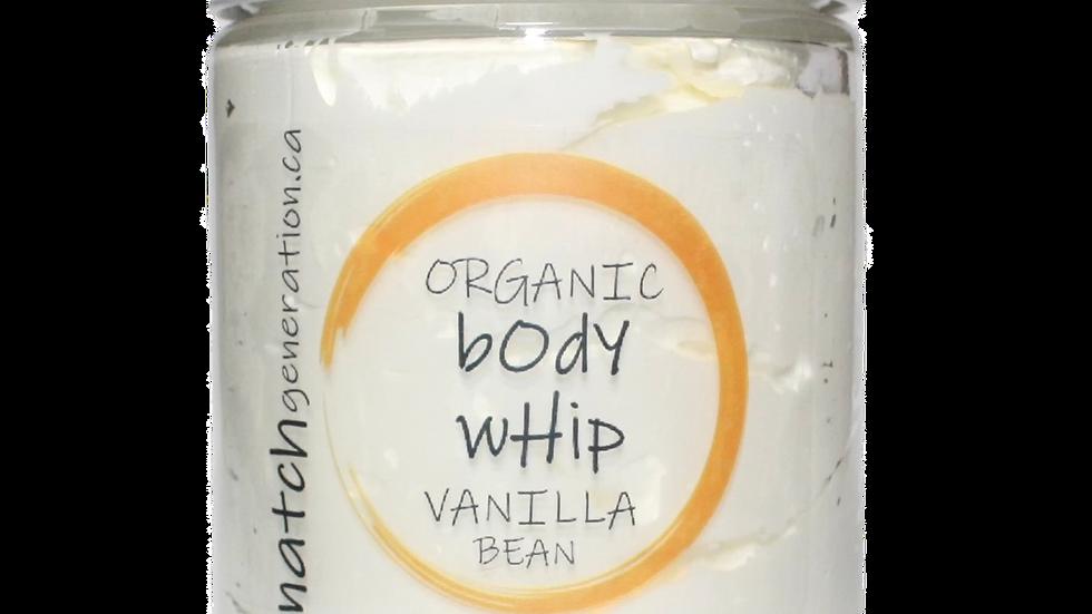 body whip - vanilla bean 8oz