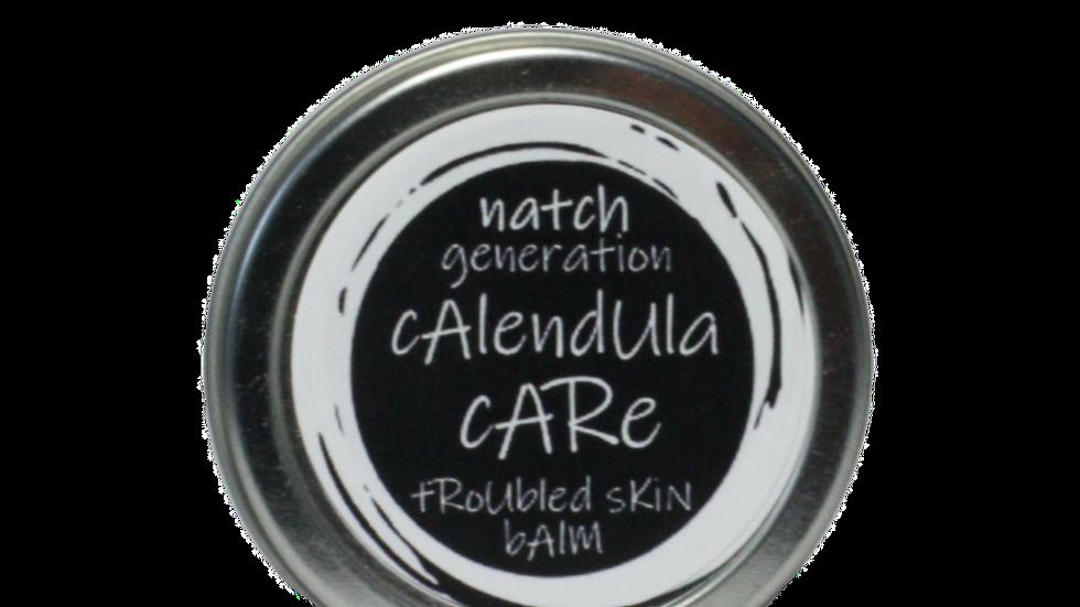 calendula care - troubled skin balm 2oz