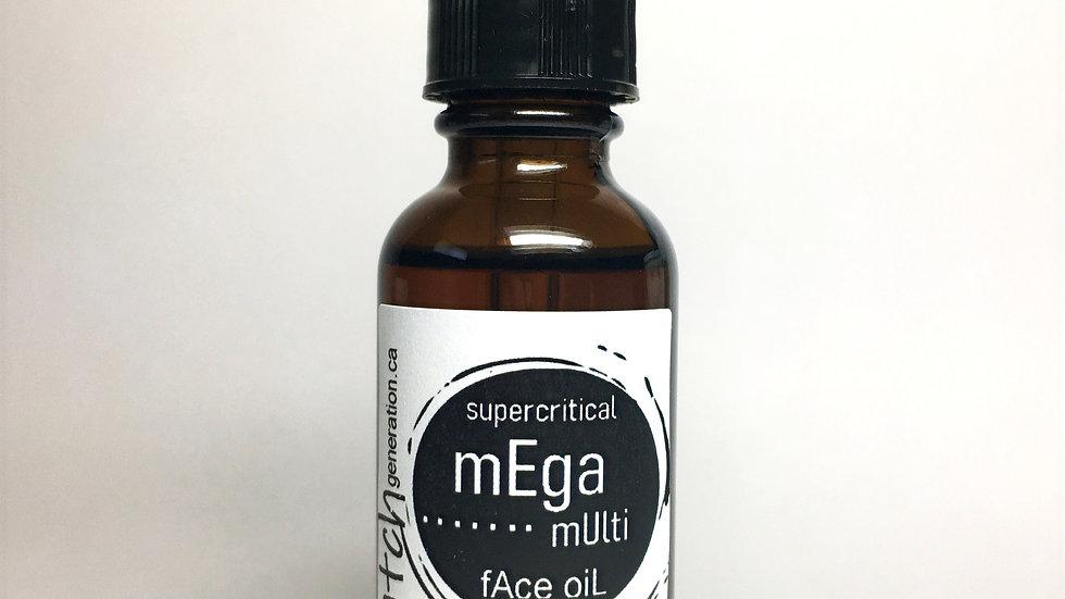 face oil supercritical mega multi vitamin 1 oz