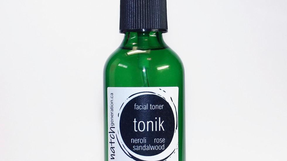 tonik • botanical facial toner