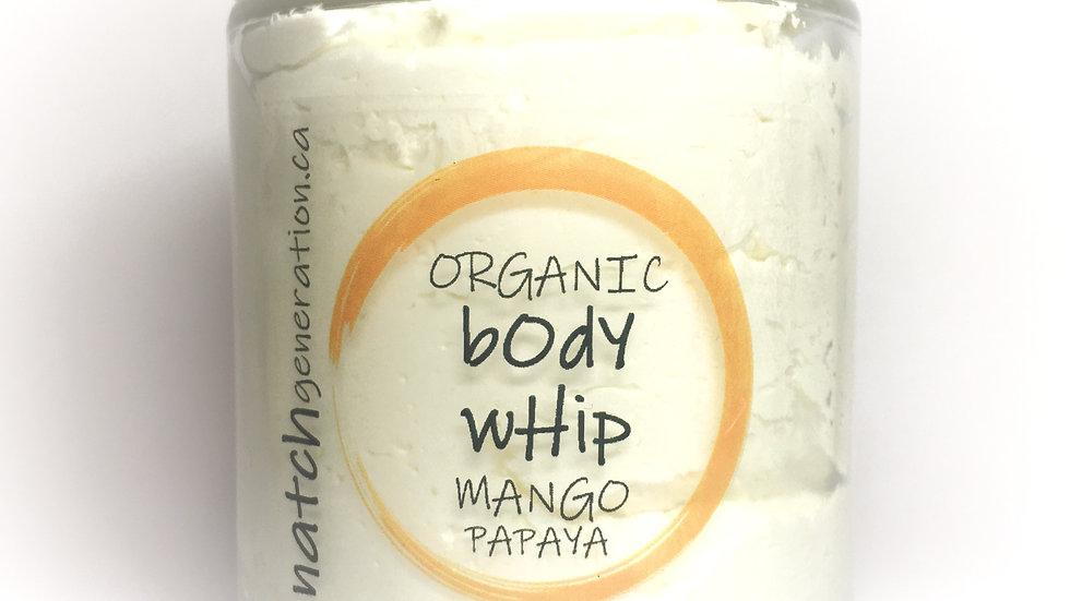 body whip - mango papaya