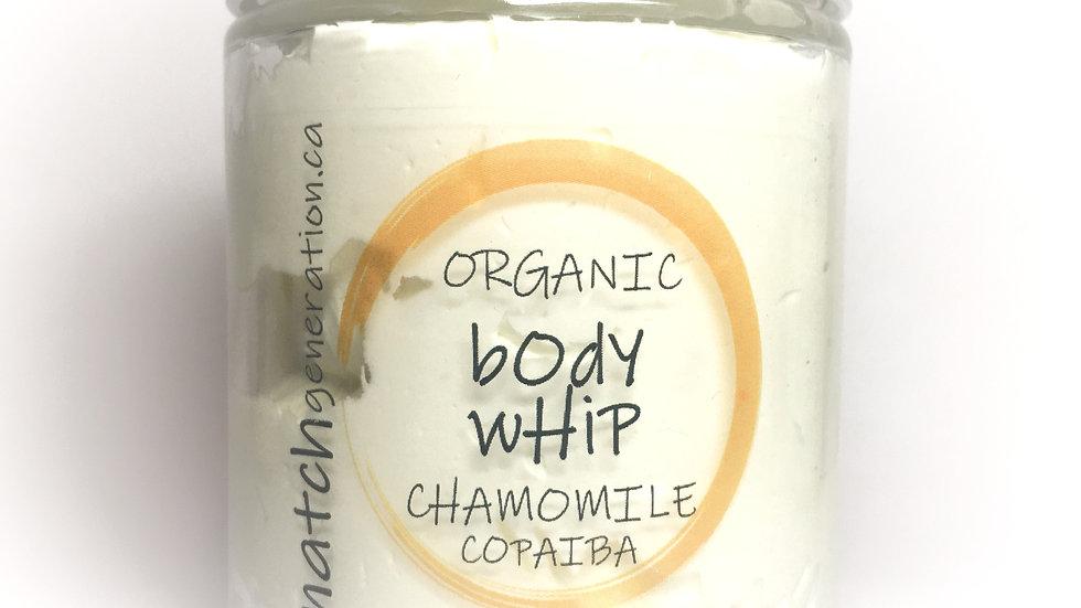 body whip - chamomile copiaba 8oz