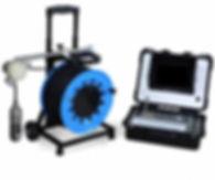 Caméra inspection puits