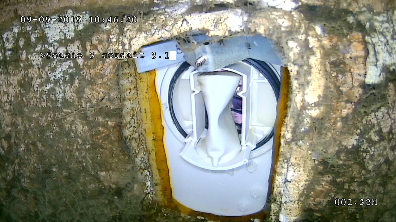 Inspection vidéo HD