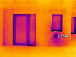 Thermographie isolation