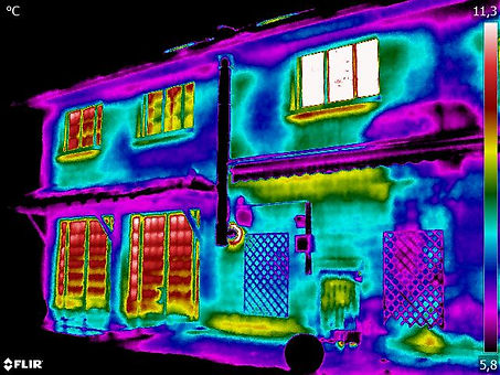 thermographie humidité