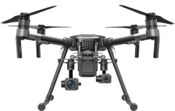 Drone thermographie M210