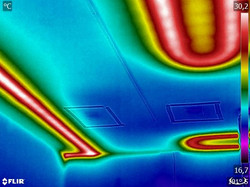 Thermographie chauffage