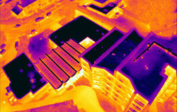 Thermographie aerienne