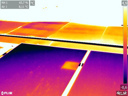 Thermographie photovoltaïque