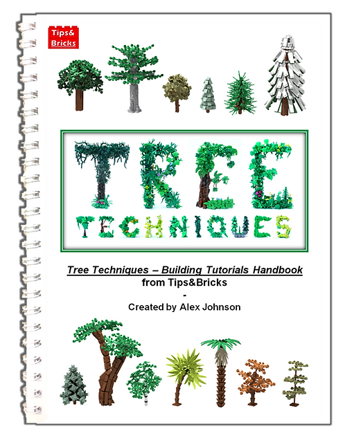 Tree Techniques - Building Tutorials Handbook (physical copy)