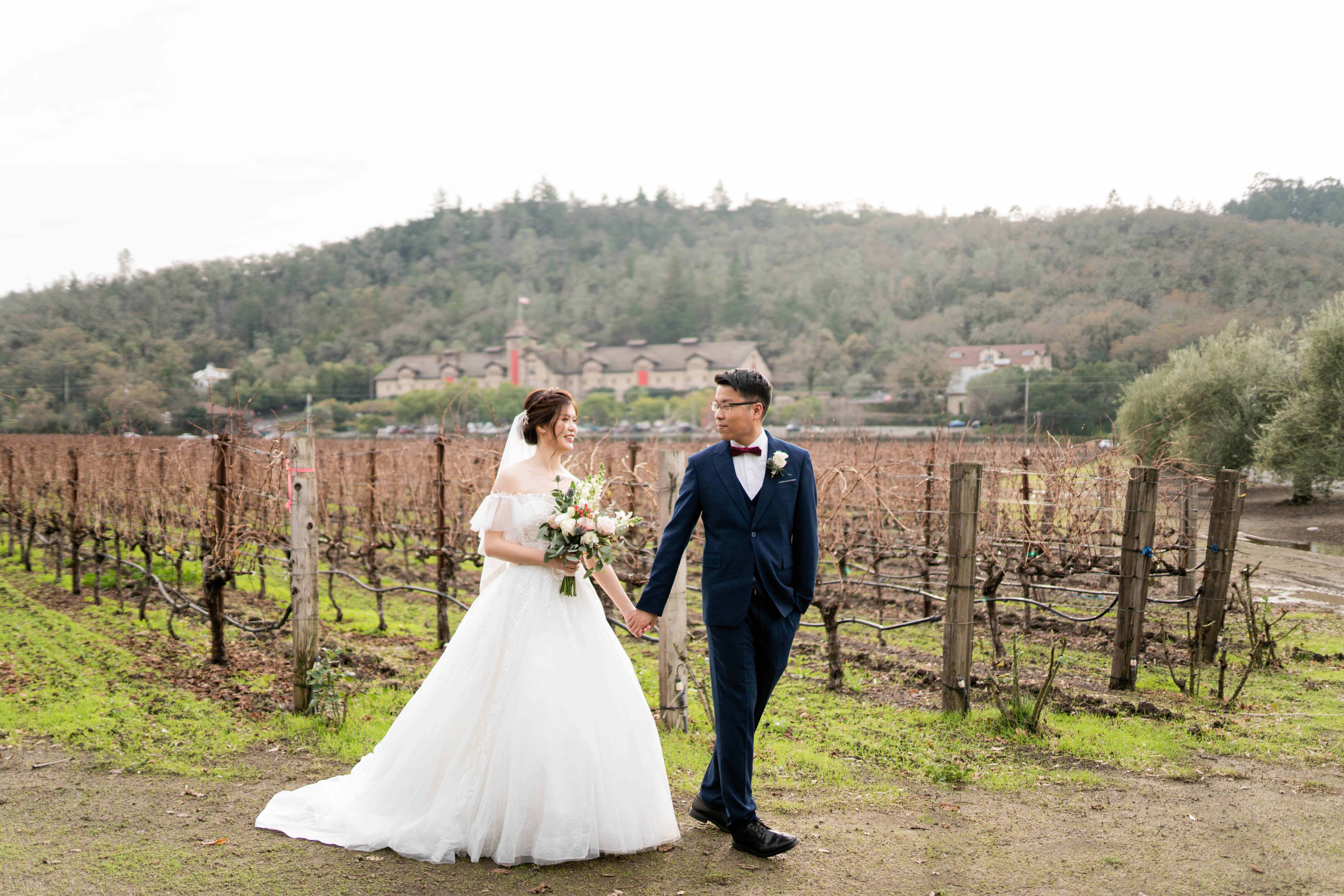 Napa Wedding Photography Bay Area
