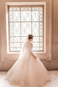 Pre-Wedding City Hall Photography