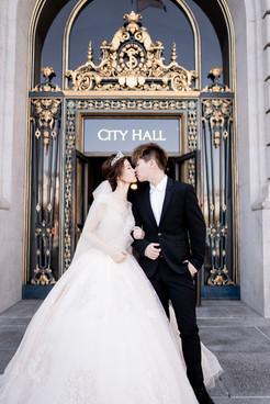 City Hall Ceremony