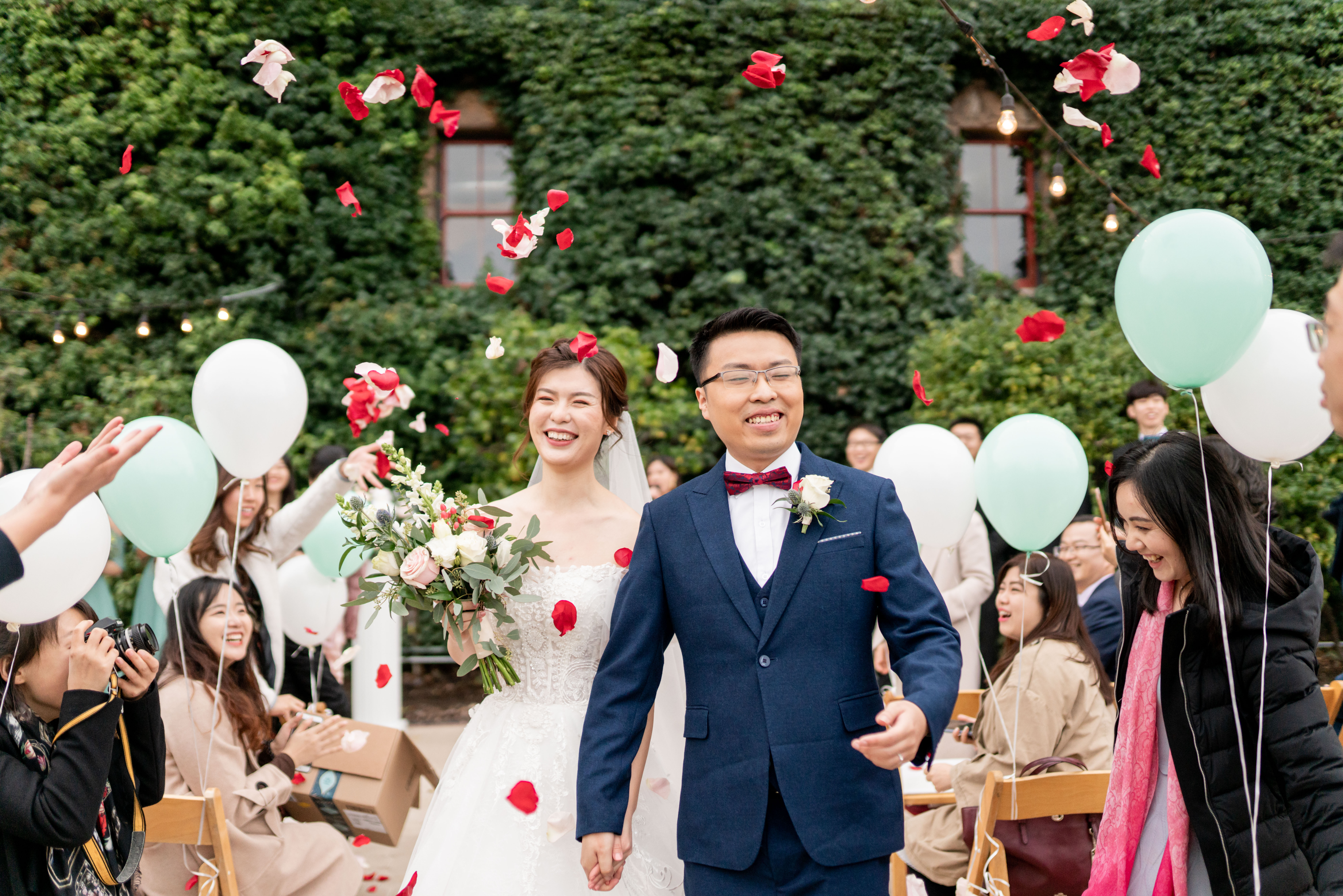 Napa Wedding Ceremony Photography