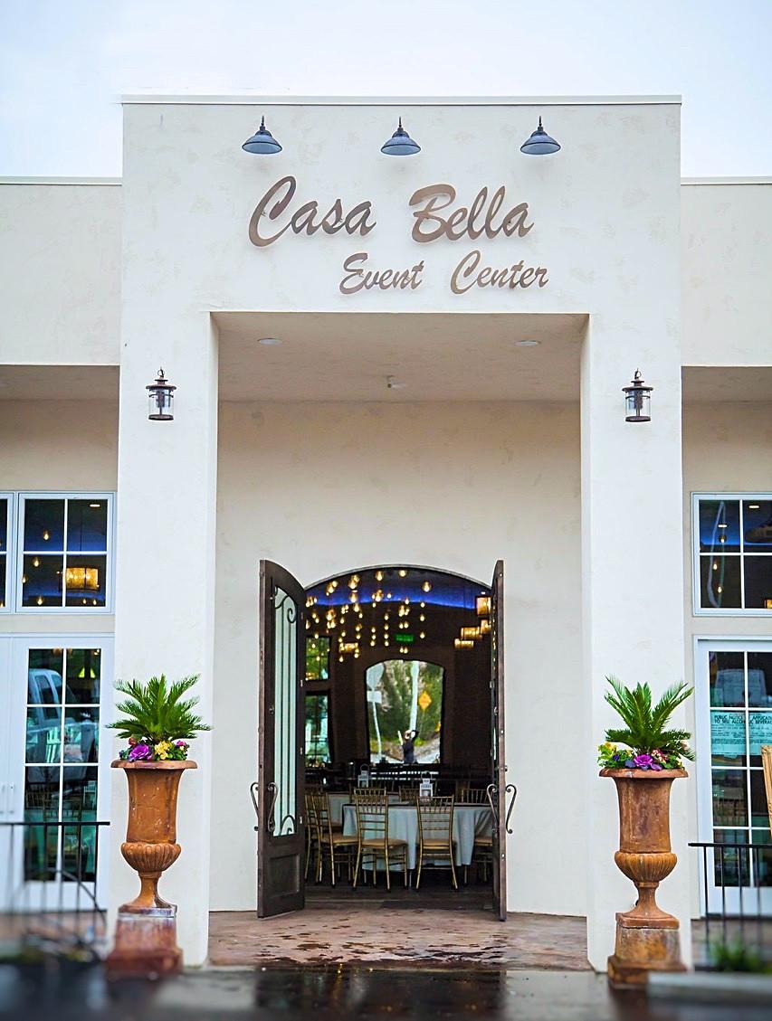 Sunol's Casa Bella Wedding