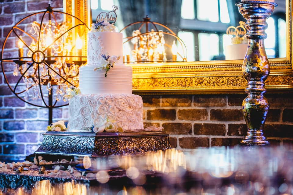 Wedding Cake Sunol's Casa Bella