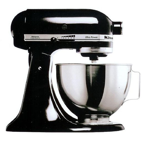 Kitchenaid Ultra Power Mixer Black KSM150