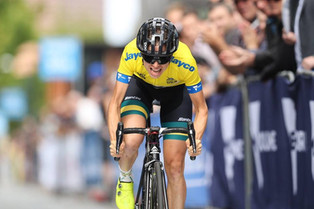 Brodie Chapman Signs with Team TIBCO - Silicon Valley Bank