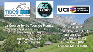 Race Preview: La Course by Le Tour de France