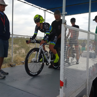 Valley of the Sun concludes training camp for Team TIBCO – Silicon Valley Bank.