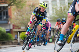 Team TIBCO - Silicon Valley Bank riders leave it all on the road for their Captain and win Team Clas