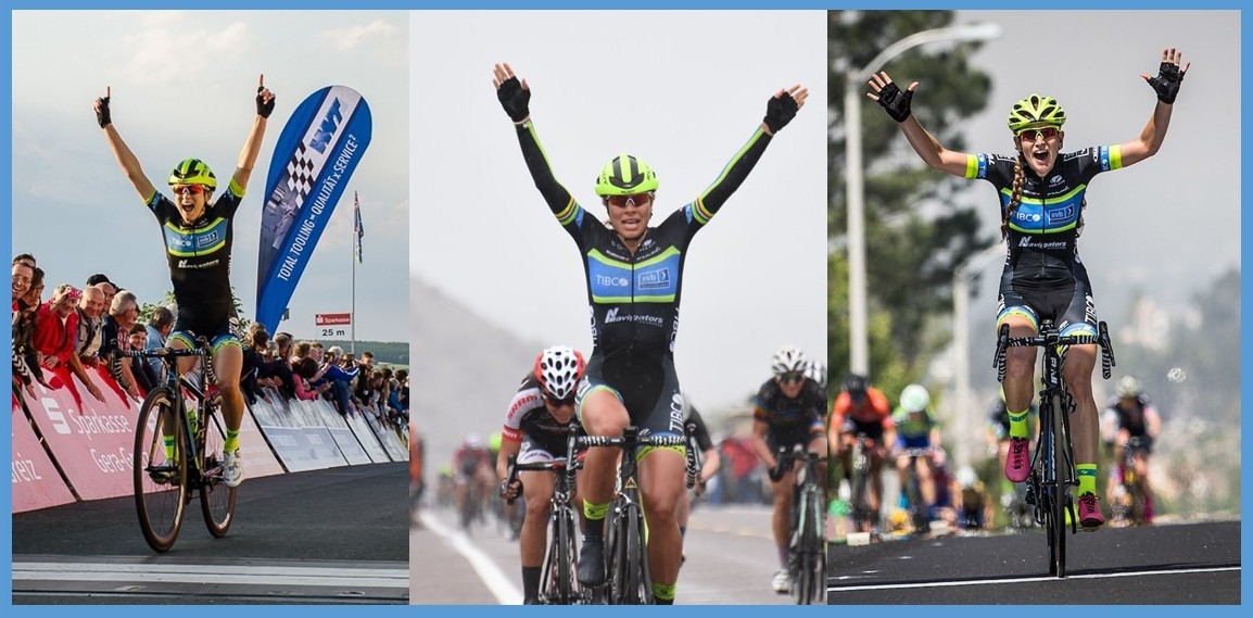 Three Team TIBCO - Silicon Valley Bank Riders to Compete at UCI World  Championships  291d1efd1