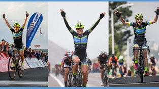 Three Team TIBCO - Silicon Valley Bank Riders to Compete at UCI World Championships