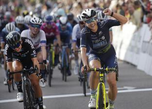 Faulkner takes top honors at Tour of Norway opener