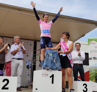 Stephens wins 2020 Tour de l'Ardeche