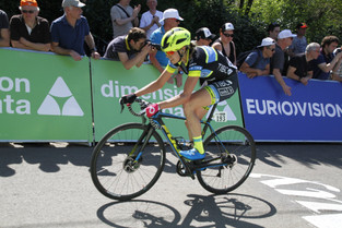 """Brodie Chapman on her First UCI World Tour TOP 20: """"Hard Racing Was on the Menu, and Flèche Wal"""
