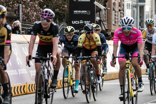 Faulkner and Stephens finish top 10 at Gent-Wevelgem