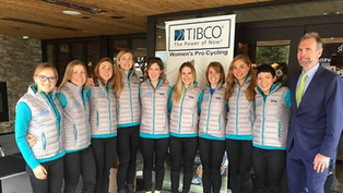 Team TIBCO – Silicon Valley Bank,  2017 Team Presentation