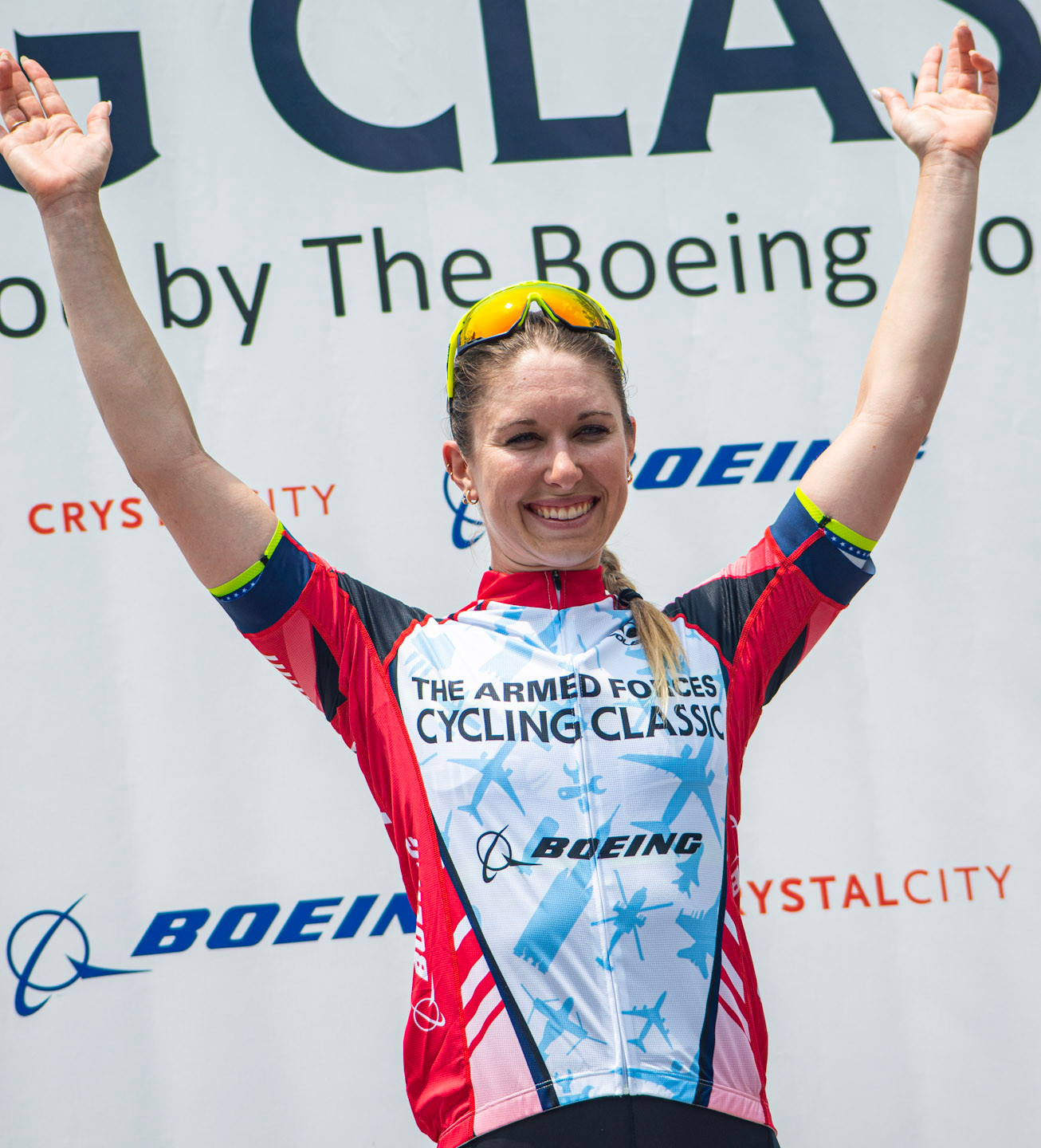 Victory at the Crystal Cup