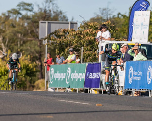 A Weekend of Podiums at Redlands and Oceania Road Championships