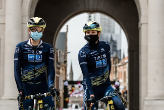 Amstel Gold starts tomorrow for Team TIBCO Silicon Valley Bank