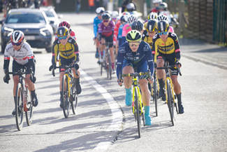 Faulkner sprints to fourth place at GP Oetingen