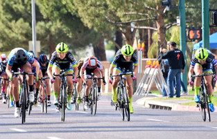 Valley of the Sun:  Successful Finish to Training Camp for Team TIBCO-Silicon Valley Bank