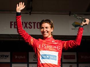 Kessler seals Women's Tour sprint jersey