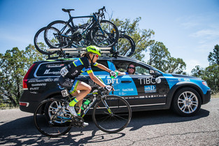 Team TIBCO – Silicon Valley Bank putting women first!