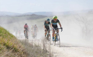 Photos + Update from Strade Bianche