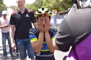 Malseed Wins Australian National Championships in Thrilling Sprint Finish