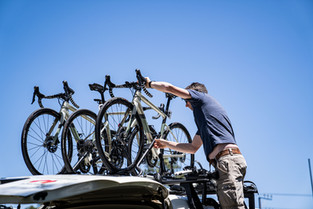 Team TIBCO - Silicon Valley Bank debutedits partnership with Cannondaleat the Santos Tour Down Und