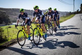 Team TIBCO Silicon Valley Bank announces contract extensions for winning virtual Tour de France squa