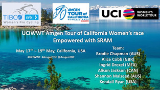 Race Preview: Amgen Tour of California