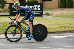 Gigante ready to defend Australian national time trial title