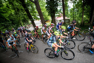 Team TIBCO - Silicon Valley Bank racing in Colorado