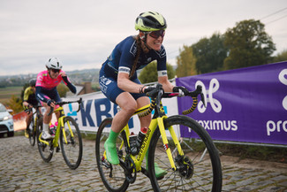 Team TIBCO-Silicon Valley Bank finishes season at Tour of Flanders, Stephens claims ninth