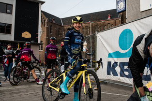 Gigante delivers top result at Dwars door Vlaanderen, warm up to Tour of Flanders